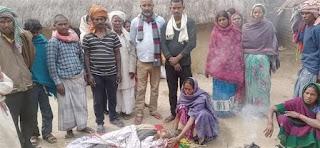 dashrath-manjhi-daughter-died