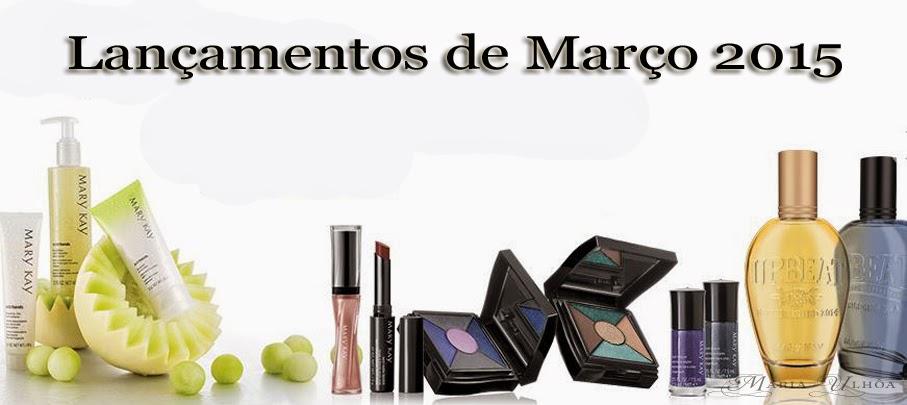 Lançamento - Março 2015