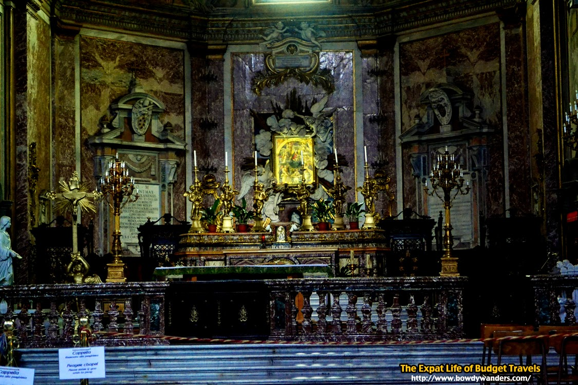 bowdywanders.com Singapore Travel Blog Philippines Photo :: Italy:: Santa Maria degli Angeli e dei Martiri