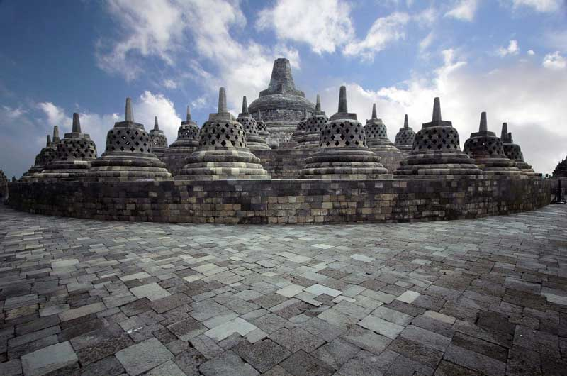 Wisata Candi Borobudur Magelang