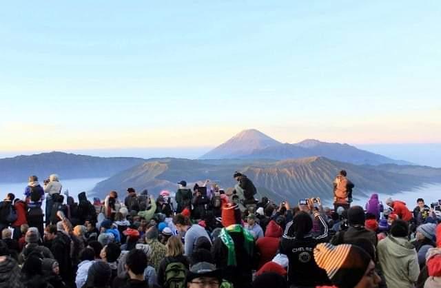 3 Tempat Terbaik Melihat Sunrise di Gunung Bromo
