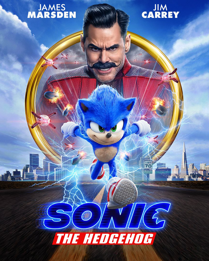 Sonic the Hedgehog [2020] [DVD9] [NTSC] [Latino]
