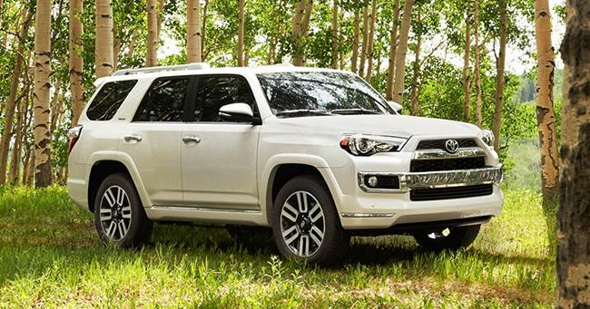 2017 toyota 4runner limited release autocar regeneration. Black Bedroom Furniture Sets. Home Design Ideas
