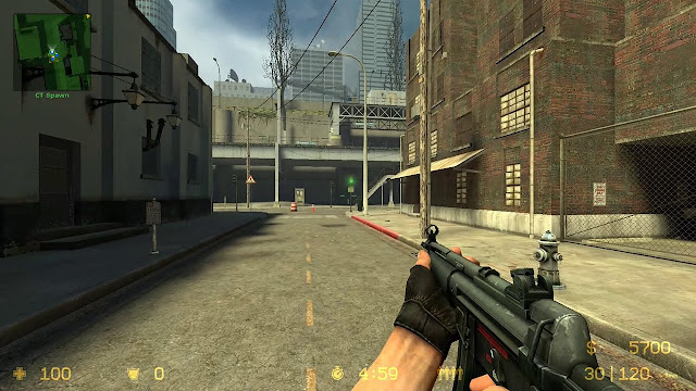 Counter Strike Source All Maps