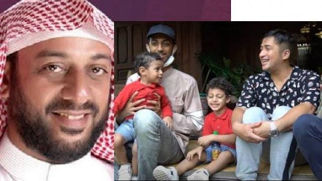 MASYA ALLAH! Syekh Ali Jaber Wafat, Jiwa Kebapakan Anak Sulung Seketika Muncul, Irfan Hakim Saksinya