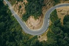 Pembangunan Jalan Perbatasan Tunjukkan Perkembangan Signifikan