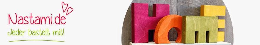 nastami jeder bastelt mit. Black Bedroom Furniture Sets. Home Design Ideas