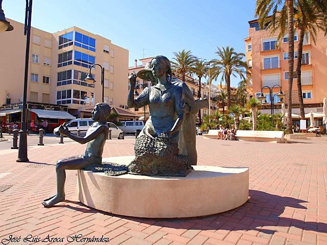 Moraira (Alicante).