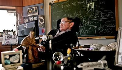 Fisikawan Hawking Tuntaskan Teori Dunia Paralel Sesaat Sebelum Meninggal