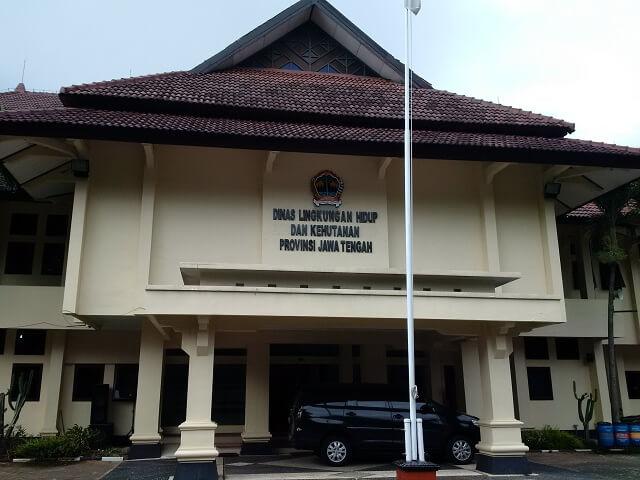 Dinas Lingkungan Hidup Kehutanan Provinsi Jawa Tengah Balai Pengelolaan Hutan Bph Wilayah Vi