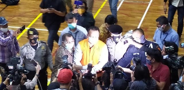 Ucapkan Maaf, Edhy Prabowo: Ini Adalah Kecelakaan