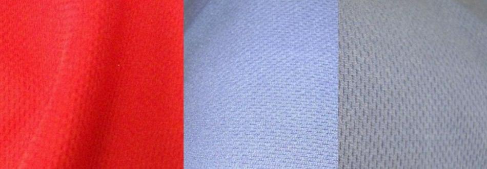 Karakter bahan Jersey