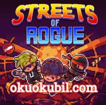Streets of Rogue PC %100 Bitirilmiş Save Dosyası İndir 2020