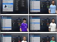 PES 2017 MLS Stars untuk PTE 5.0 dari Julcesar