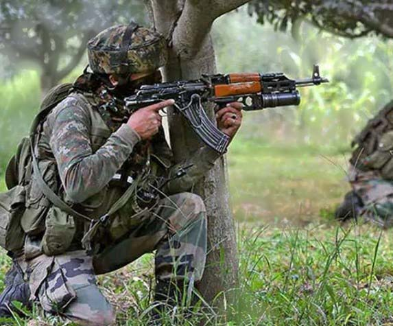 Attack in Jammu and Kashmir