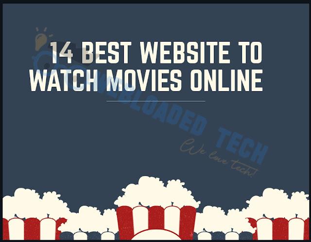 Top 14 Best Website To Watch Movies Online Free HD 2020