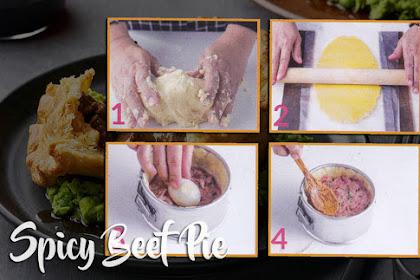 Spicy Beef Pie