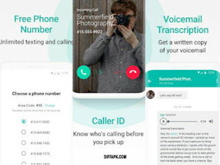 2Lndine – Second Phone Number Apk v20.39.0.2 [Premium] [Latest]