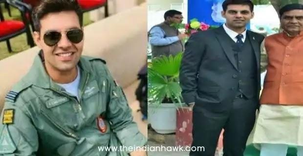 Squadron Leader Abhinav Chaudhary Dies in Aircraft Crash