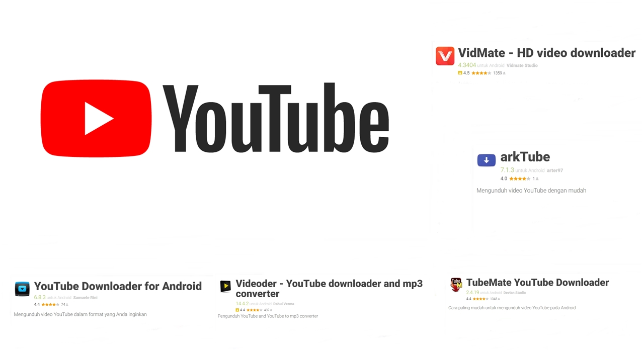 5 Aplikasi Download Video Youtube di HP Android
