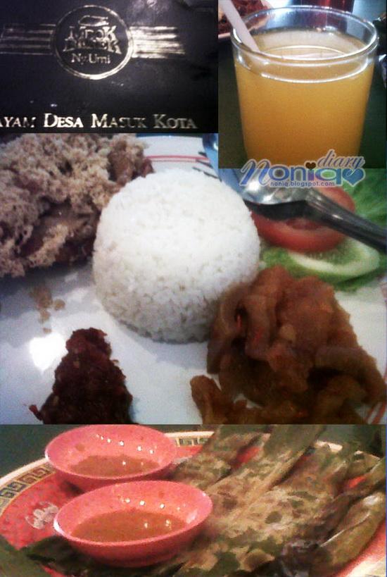 Review Mbok Berek Ny. Umi Dr.Soepomo Jakarta Selatan