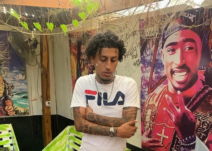 O último clipe e EP do rapper Malcolm344 exala uma vivência única, confira