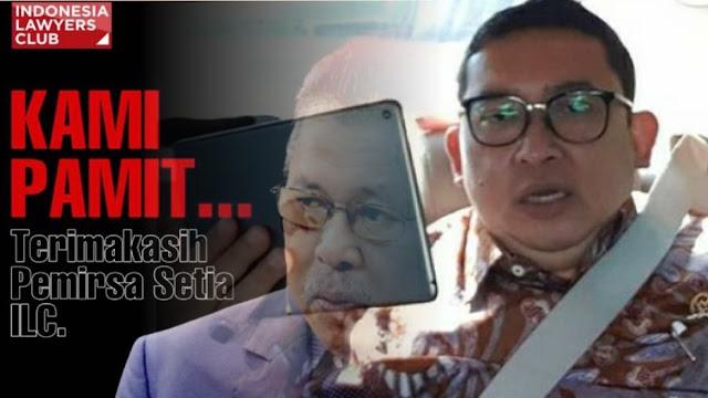 ILC Setop Tayang, Fadli Zon: Kelihatan Demokrasi Memang Telah Dimatikan