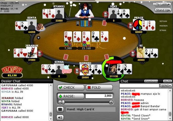 Cheat domino poker di fb : Free online casino game wolf run