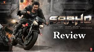 First Day Latest Saaho Movie Reviews