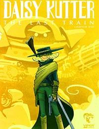 Read Daisy Kutter: The Last Train comic online