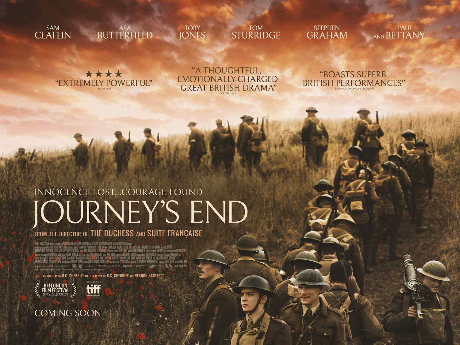 journey s end stanhope Free essay: stanhope's relationship with raleigh in journey's end write about the presentation of stanhope's relationship with raleigh in act two scene one .