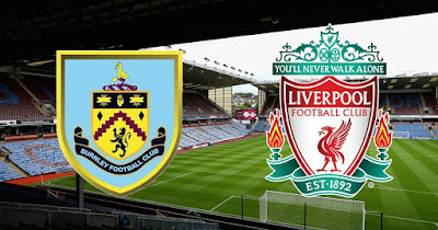 Live Streaming Burnley vs Liverpool EPL 1.9.2019