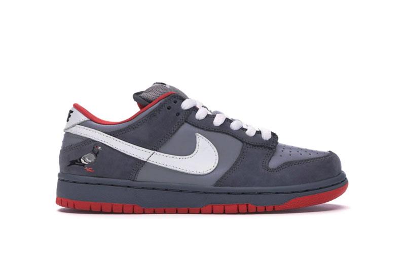 "Jeff Staple x Nike Dunk SB Low ""Pigeon"" 2005"
