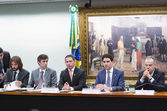 [AO VIVO] Comissão da Reforma da Previdência debate o parecer