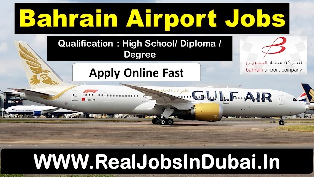 Bahrain Airport Career -2020