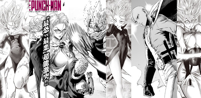 one punch man chapter 174