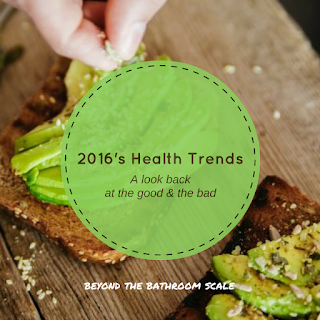 Guest Post: A look back at 2016's Health Trends, By Dr Sally Norton