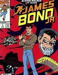 James Bond Jr. Comic