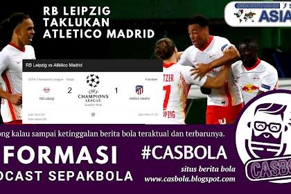 RB Leipzig Berhasil Kalahkan Atletico Madrid