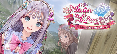 Atelier Lulua The Scion of Arland-CODEX