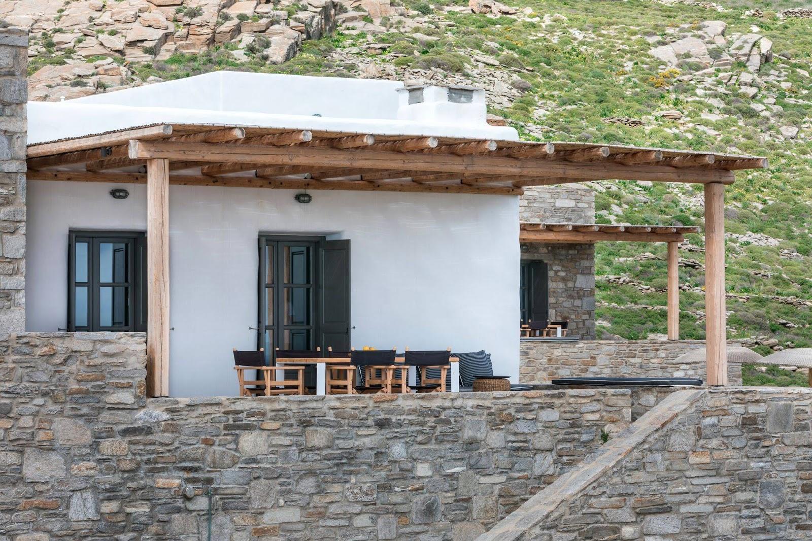 Indigo Villa on Cycladic island of Paros