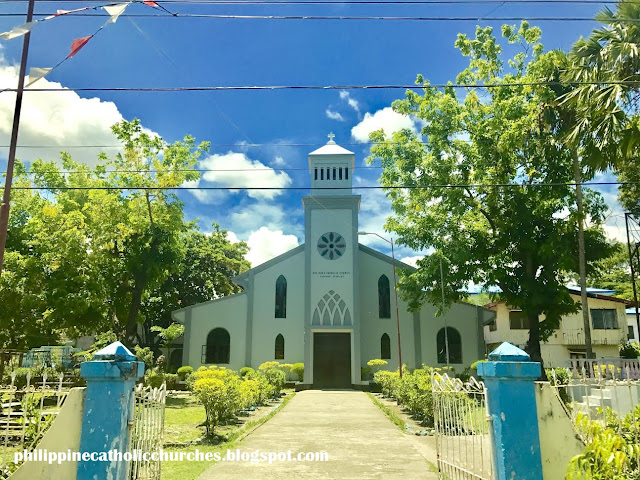 SANTA ROSA PARISH CHURCH, Cabangan, Zambales, Philippines