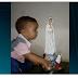 Comoção marca velório do pequeno Benício em Catingueira