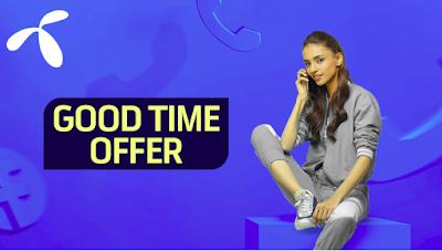 Telenor Good Time Offer - Telenor hourly call & internet package