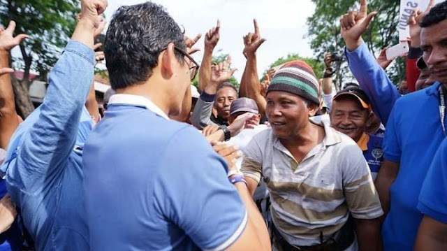 Sudirman Said Sebut Sumbangan Masyarakat ke Prabowo-Sandi Fenomena Baru
