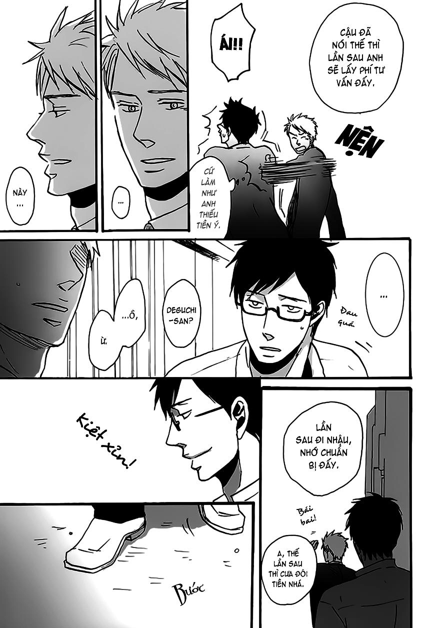 Trang 19 - Dù Thế Nào Em Vẫn Yêu Anh--EXTRA 2--[ShuShi Group] (- Yoneda Kou) - Truyện tranh Gay - Server HostedOnGoogleServerStaging
