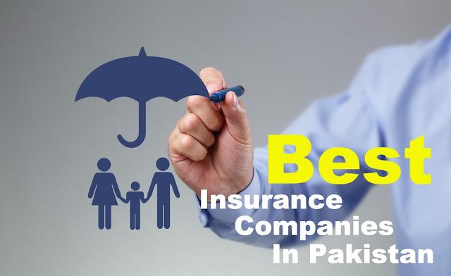 Best Insurance Companies In Pakistan