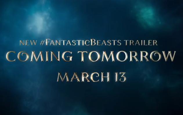 É OFICIAL! Teaser trailer de 'Os Crimes de Grindelwald' sai AMANHÃ! | Ordem da Fênix Brasileira