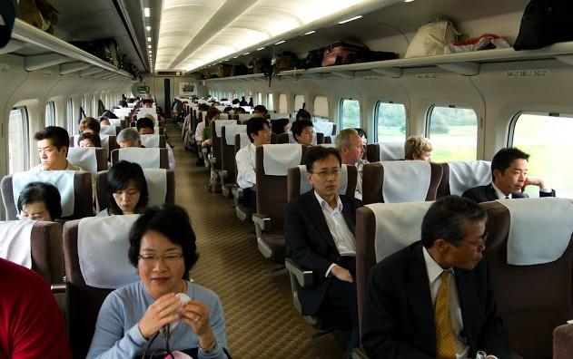 Menikmati perjalanan Kodama Shinkasen dari Osaka ke Tokyo