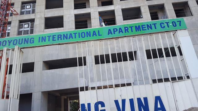 Tòa Ct-07 chung cư Booyoung Vina